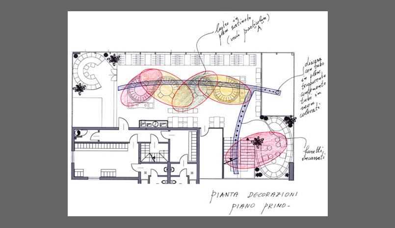 Arc sp studio progetti for Creatore del piano del sito